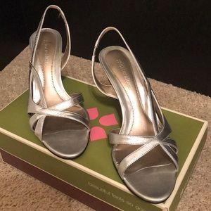 Low heel, evening shoes